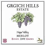 2009 Grgich Hills Estate Napa Valley Merlot 750 mL