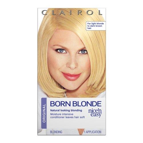 Clairol Nice 'n Easy Born Blonde, Original (Pack of 3)