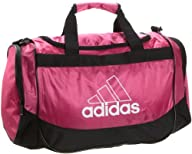 adidas Women's Defender 5131041 Duffle Bag,Intense Pink,Small