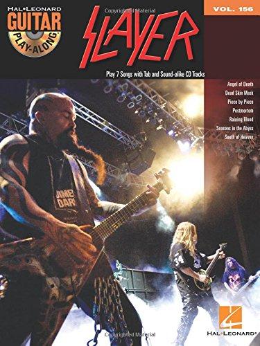 Guitar Play-Along: Volume 156: Slayer