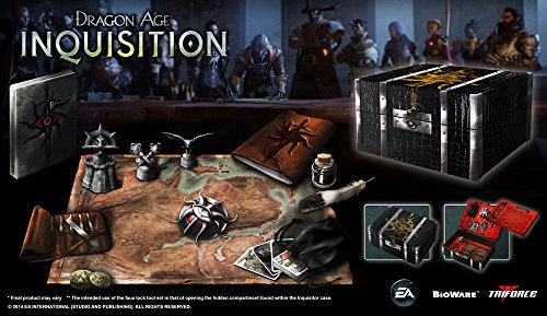 Dragon Age Inquisition: Inquisitor's Edition Xbox One  медиа dragon age inquisition deluxe