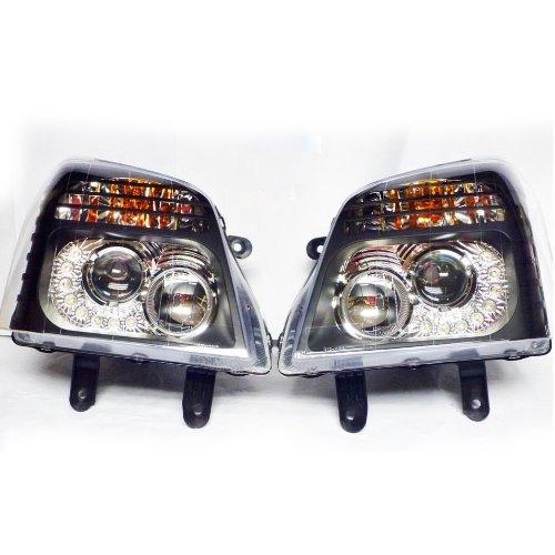 03 04 05 06 07 Isuzu Holden Rodeo Denver Dmax D-Max Tfr Led Head Lamp Light Pair