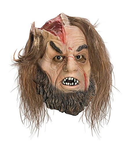 Clash Of Titans 3-4 Latex Mask - Halloween Mask (Clash Of The Titans Costumes)