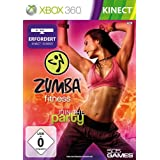 "Zumba Fitness - Join the Party (Kinect)von ""505 Games"""