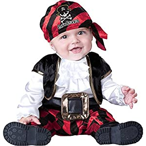 Cap'n Stinker Pirate Baby Costume
