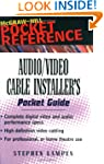 Audio/Video Cable Installer's Pocket...
