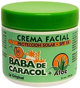 Baba de Caracol Snail Cream Aloe