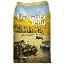 Taste of the Wild, Canine Formula