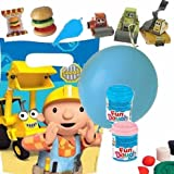 Bob the builder Filled Party Bags (no.2), one supplied