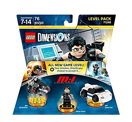 LEGO Dimensions, Mission Impossible Level Pack