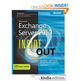 Microsoft� Exchange Server 2010 Inside Out: Mailbox and High Availability