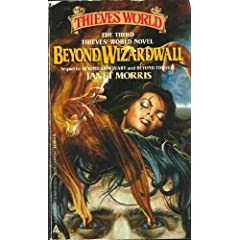 Beyond Wizardwall (Thieves World) by Janet Morris