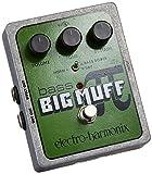 electro-harmonix エレクトロハーモニクス ディストーション ベース用 Bass Big Muff Pi 【国内正規品】