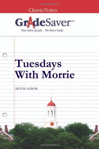 Tuesday with morrie essay