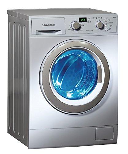 SanGiorgio SEN812D Libera installazione 8kg 1200RPM A+++ Bianco Caricamento frontale lavatrice