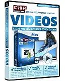 CHIP Videos legal aus den Internet downloaden