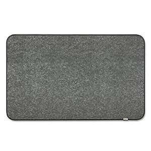 Post-it Self-Stick Bulletin Board, 22 x 36-Inches, Charcoal