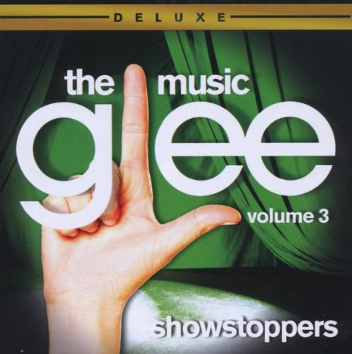 GLEE - THE MUSIC - VOL 3 - SHOWSTOPPERS