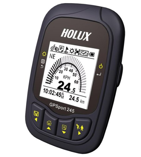 Holux GPSport GR-245 Data Logger