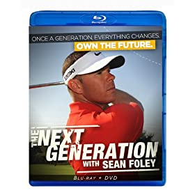 THE NEXT GENERATION WITH SEAN FOLEY - DVD