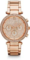 Michael Kors Runway MK5857 Rose Gold Watch