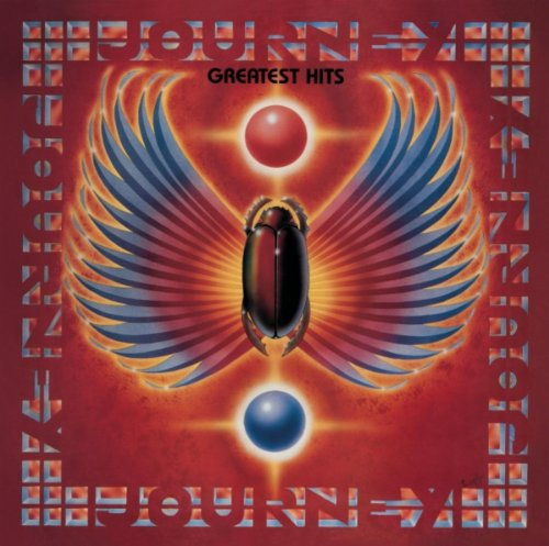 journey greatest hits limited gold edition. journey greatest hits album.