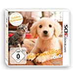 Nintendogs + Cats: Golden Retriever & Neue Freunde - [Nintendo 3DS]