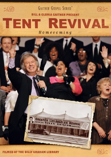 Tente Revival Homecoming [DVD] et [Import]