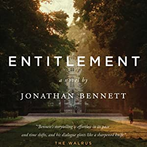 Entitlement: A Novel | [Jonathan Bennett]