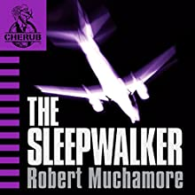 Cherub: The Sleepwalker Audiobook by Robert Muchamore Narrated by Simon Scardifield