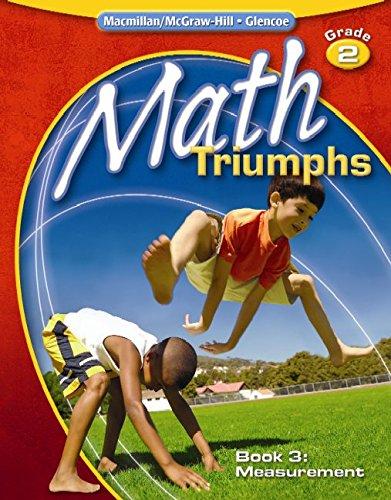 Math Triumphs, Grade 2, Student Study Guide, Book 3: Measurement (MATH INTRVENTION K-5 (TRIUMPHS)) PDF