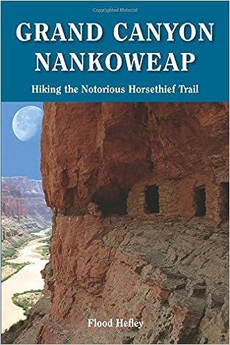 Grand Canyon Nankoweap: Hiking the Notorious Horsethief Trail