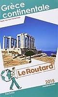 Guide du Routard Grèce continentale 2015