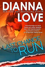 Last Chance To Run: Slye Temp book 1