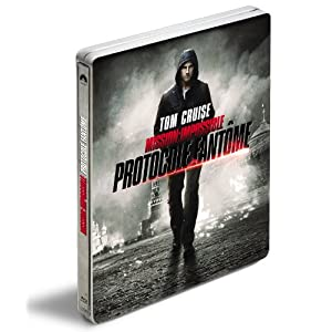 Mission Impossible : Protocole fantme - Combo Blu-ray + DVD + Copie Digitale - Edition Collector limite botier mtal - Exclusivit Amazon.fr [Blu-ray]