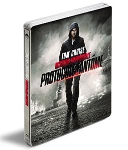 Mission : Impossible - Protocole fantôme [Combo Blu-ray + DVD - Édition Limitée exclusive Amazon.fr boîtier SteelBook]