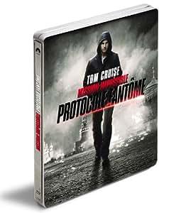 Mission: Impossible - Protocole fantôme [Combo Blu-ray + DVD - Édition Limitée exclusive Amazon.fr boîtier SteelBook]