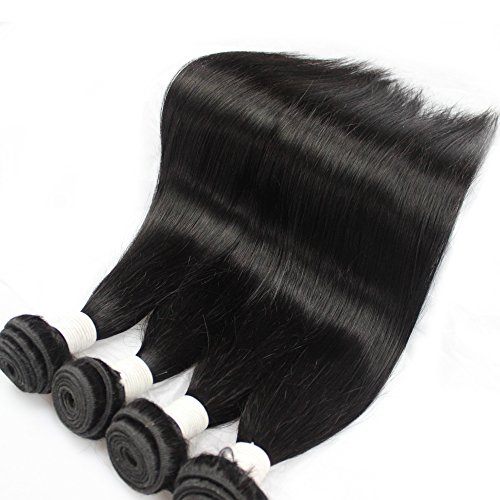 Bulanni-Hair-Brazilian-Virgin-Hair-Straight-4-Bundles-7A-Brazilian-Human-Hair-Weave-Bundles-100-Unprocessed-Brazilian-Virgin-Hair-Straight
