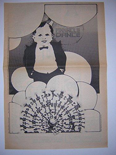 Yardbirds Bb King Led Zeppelin Jimmy Page Original 1968 Concert Poster Newspaper Ad