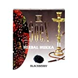 250 Gram Soex Blackberry Herbal Hookah Shisha Tobacco Free Molasses ~ Texas Hookah