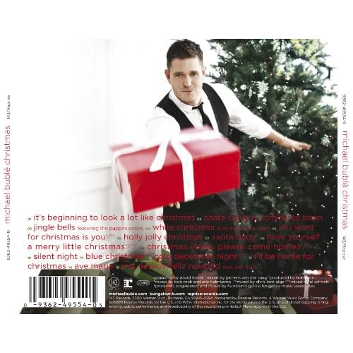 Christmas-Deluxe-CD-DVD-Edition-Michael-Buble-CD