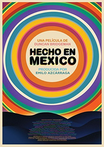 Hecho en Mexico (Blu Ray Multiregion)