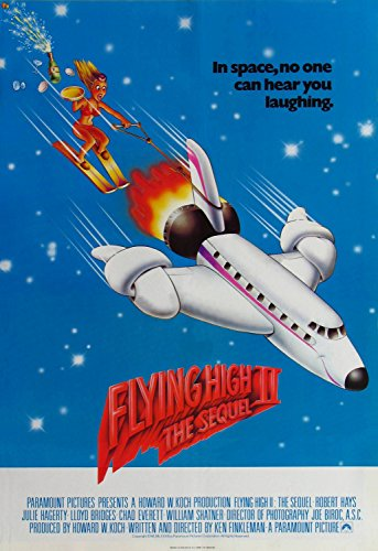 Airplane-II-The-Sequel-1982-Movie-Poster-24x36