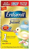 Enfamil Premium Infant Formula Refill Box, For Babies 0-12 Months, 35-Ounce