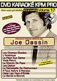 echange, troc DVD Karaoké KPM Pro Vol.17 ''Joe Dassin''