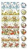 SONDER ANGEBOT - Ostereier Schrumpffolie.70 verschiedene Muster.Blumen.Kinder
