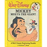Mickey Meets the Giant (Walt Disney's Fun-to-Read Library, #1)by Walt Disney Productions