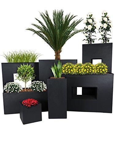 pflanzk bel aus rattan was. Black Bedroom Furniture Sets. Home Design Ideas