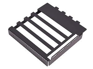 Lian Li O11D-1X, Premium PCI-E x16 3.0 Extender Riser Cable 200mm and Cover Bracket, Black (Color: Black)