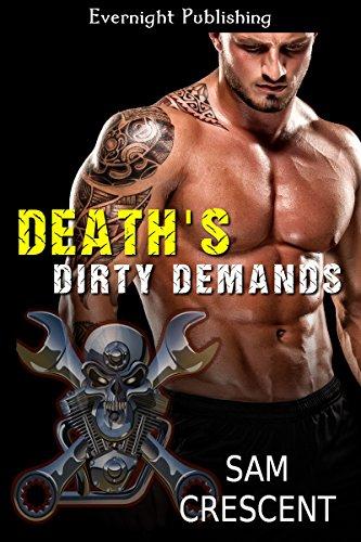 Sam Crescent - Death's Dirty Demands (Chaos Bleeds Book 5)